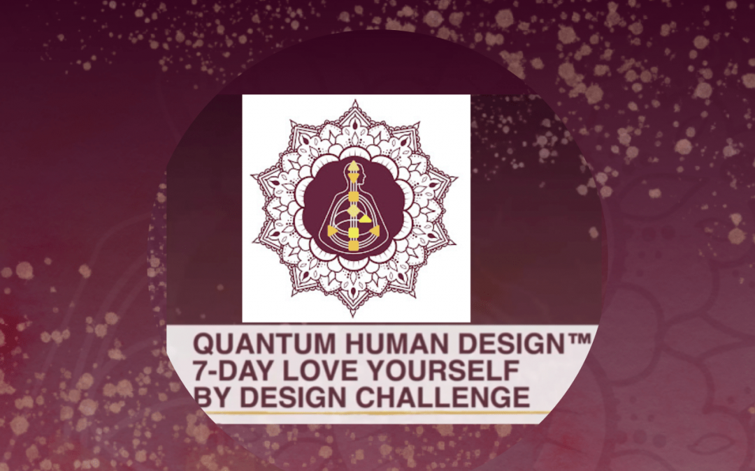 """""""Love Yourself"""" 7-Day Challenge"""
